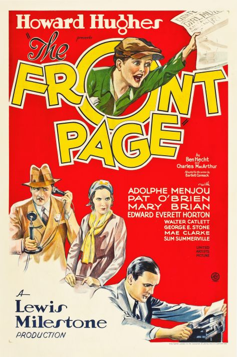 the-front-page-poster